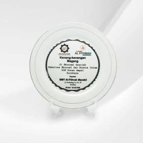 Piring Promosi Diameter 27 cm