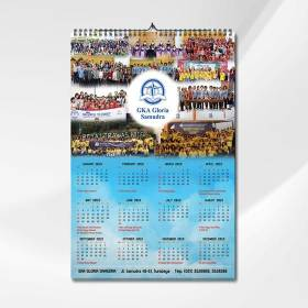 Kalender Dinding 38x53cm