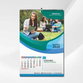 Kalender Dinding 50x70cm
